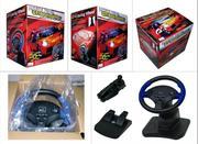 Продам рулевое колесо(руль) for pcpsps2 gt4 racing wheel