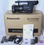 Panasonic HVX 200 3ccd Camcorder