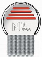 Гребень от вшей Nit Free(Нит Фри) 100% средство от вшей и гнид!