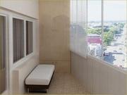 Качественный ремонт балконов