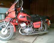Обмен мотоцикла на снегоход