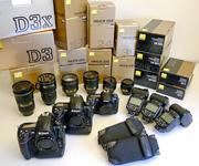 D80 цифровая камера с 18-135mm объектив