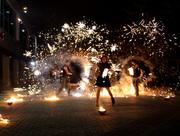 Огненное шоу CrossFire