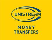 unistream,  контакт переводы в Донецк