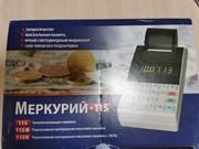 Продам кассовый аппарат Меркурий 115ф