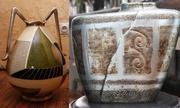 вазы для цветов,  керамика