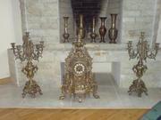 часы -антиквариат,  18 век,  эксклюзив